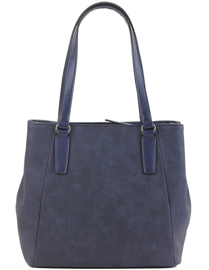 CSM065 SHARON  Zip Top Tote Bag image 3