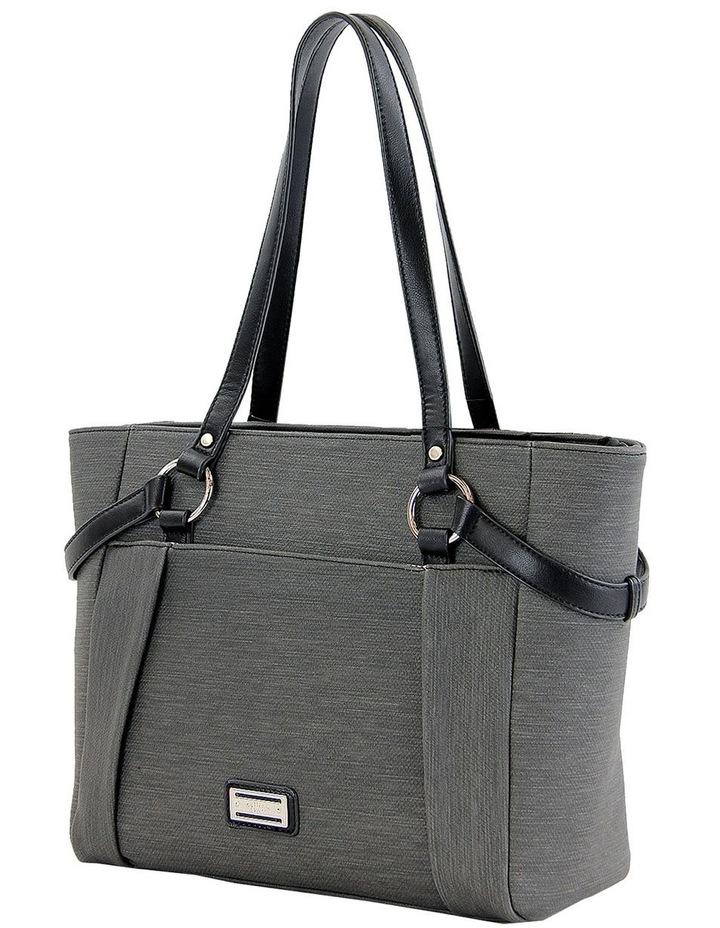 CSM060 ROBYN Zip Top Tote Bag image 2