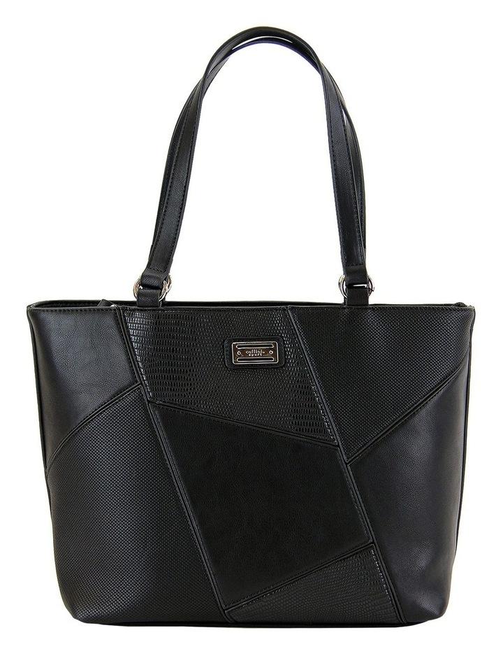 CSM030 LINDA  Zip Top Tote Bag image 1
