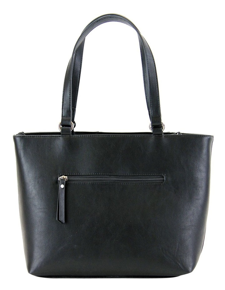 CSM030 LINDA  Zip Top Tote Bag image 3