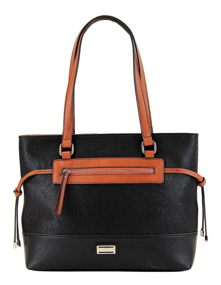 CSM040 NICOLA  Zip Top Tote Bag image 1