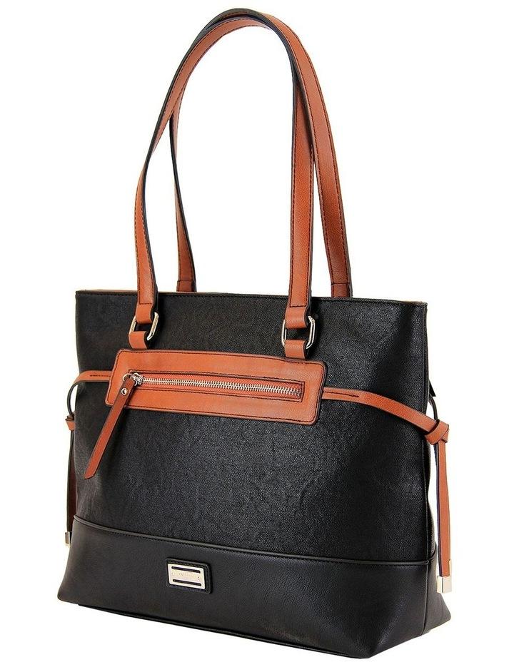 CSM040 NICOLA  Zip Top Tote Bag image 2