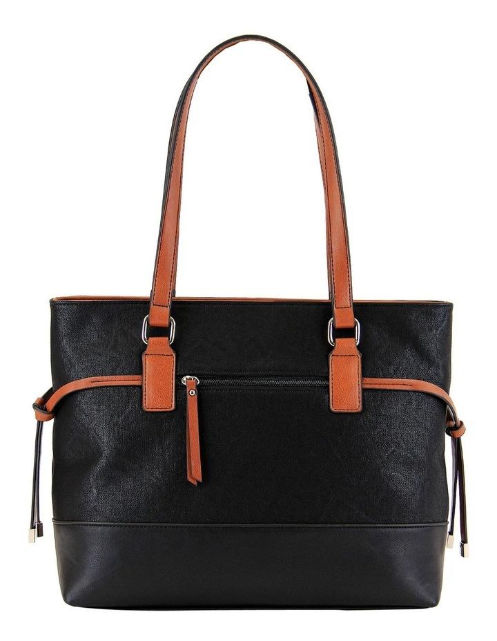 CSM040 NICOLA  Zip Top Tote Bag image 3