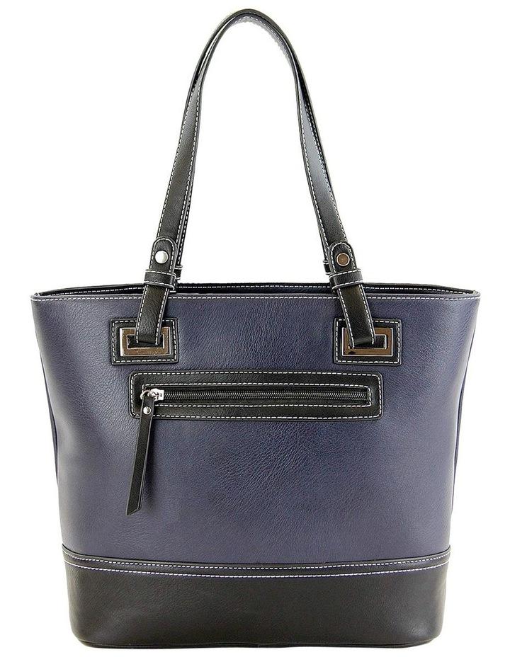 CSM025 KRISTEN Zip Top Tote Bag image 3