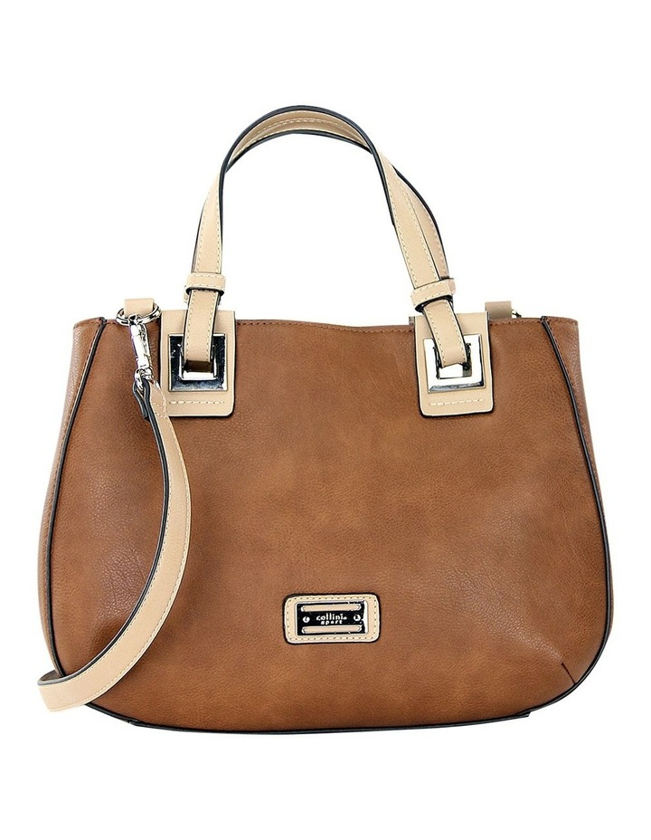 CSM056 Renee Double Handle Satchel image 1