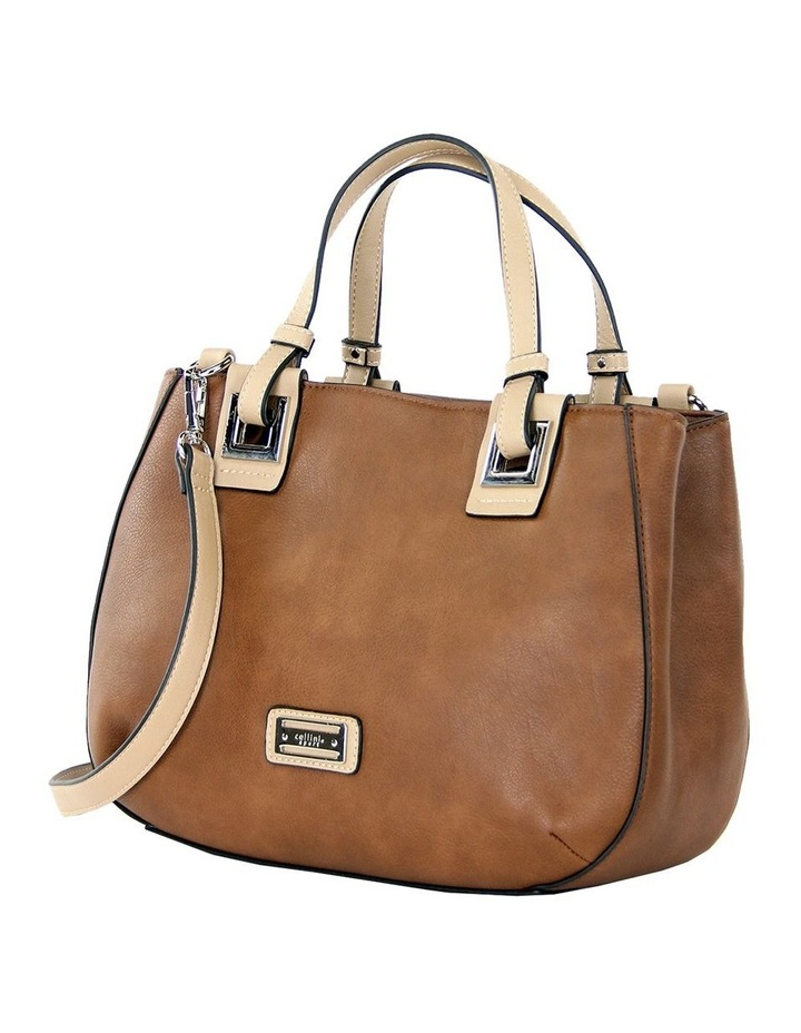 CSM056 Renee Double Handle Satchel image 2