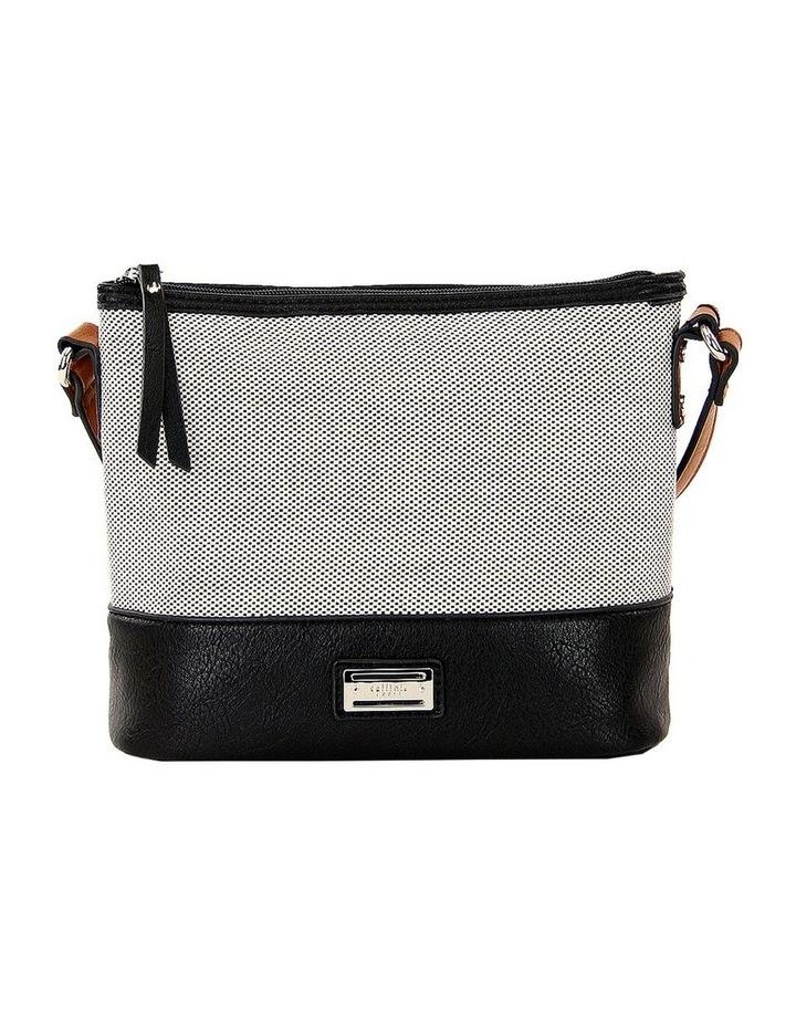 CSP101 Bianca  Zip Top Crossbody Bag image 1
