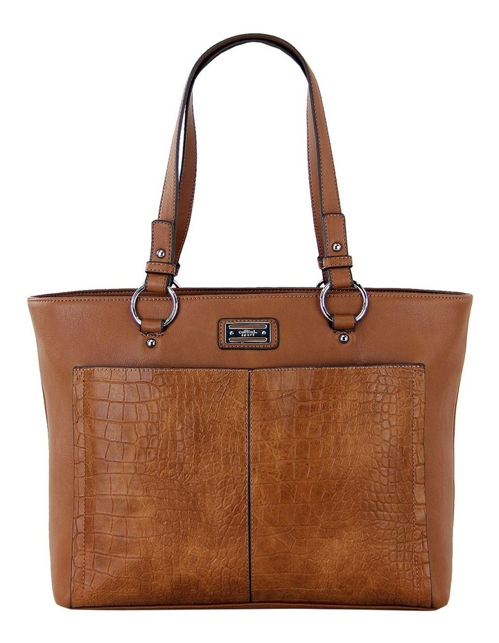 CSP105 Candice  Zip Top Tote Bag image 1