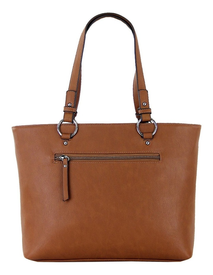 CSP105 Candice  Zip Top Tote Bag image 3