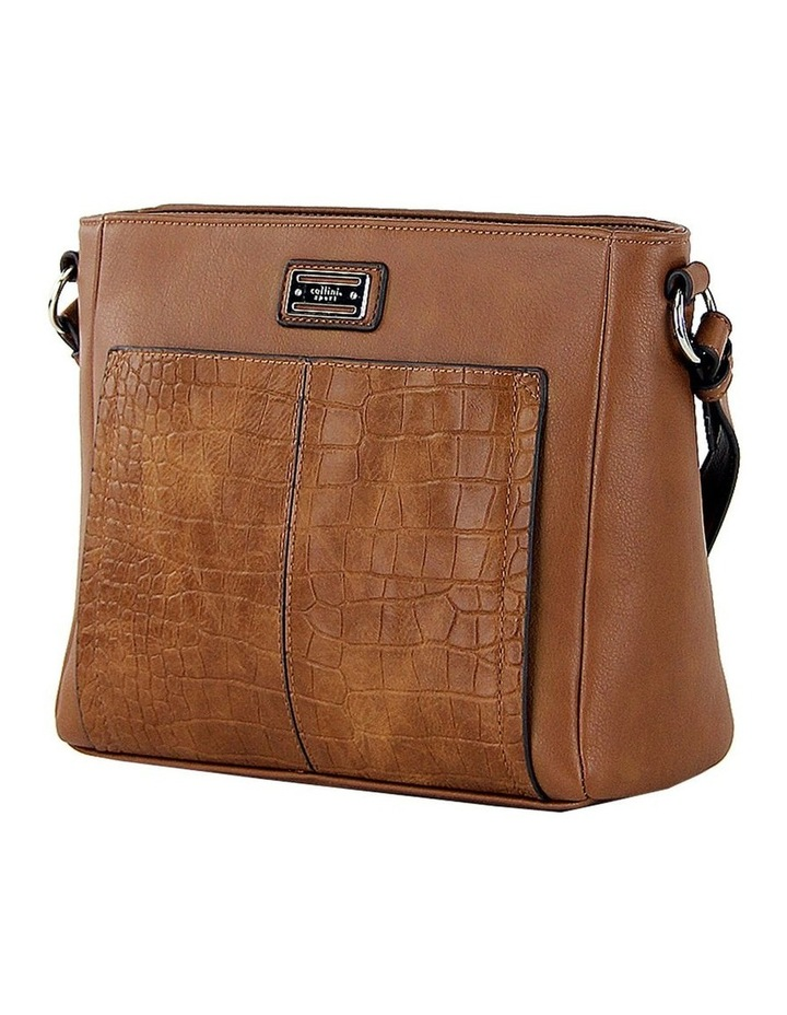 CSP106 Candice Zip Top Crossbody Bag image 2