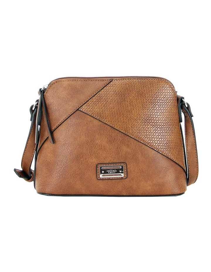 CSP116 Flynn Zip Top Crossbody Bag image 1