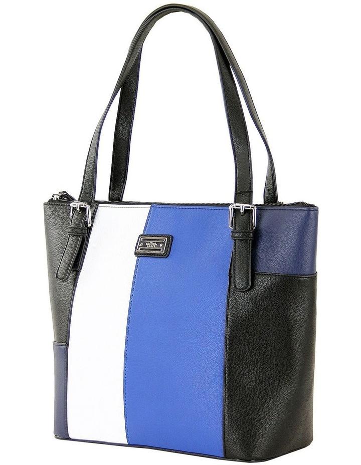 CSP125 Debbie Zip Top Tote Bag image 2