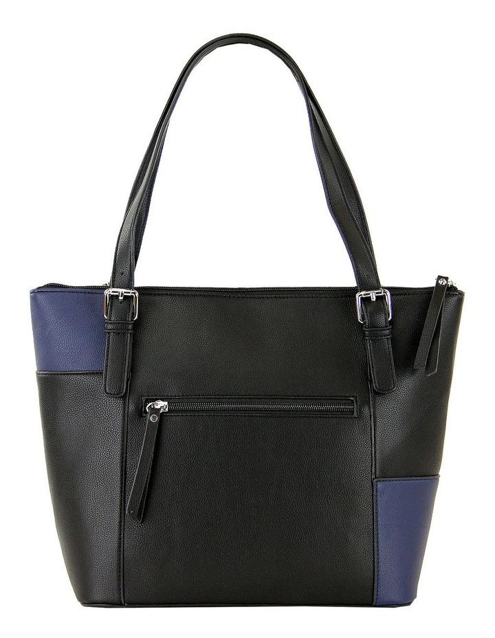 CSP125 Debbie Zip Top Tote Bag image 3