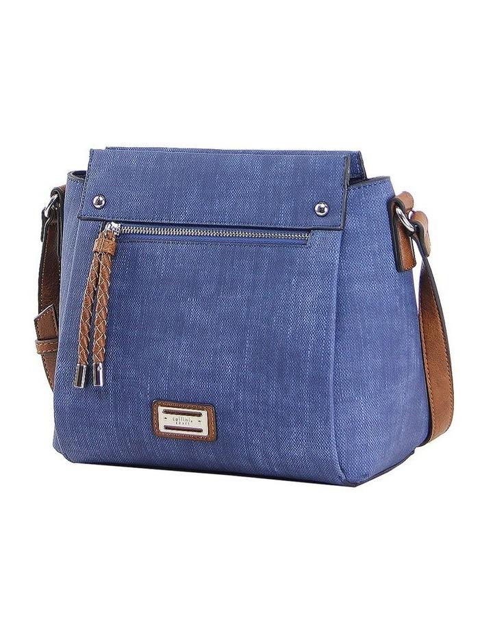 CSP111 Edith Zip Top Crossbody Bag image 2