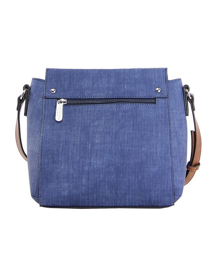 CSP111 Edith Zip Top Crossbody Bag image 3