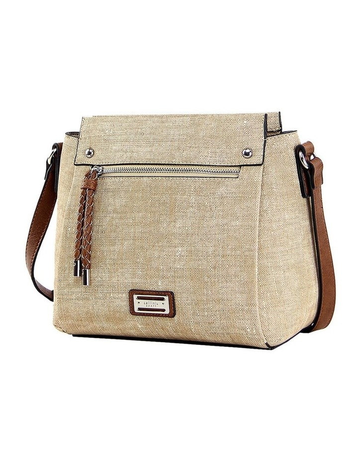CSP111 Edith Zip Top Crossbody Bag image 2