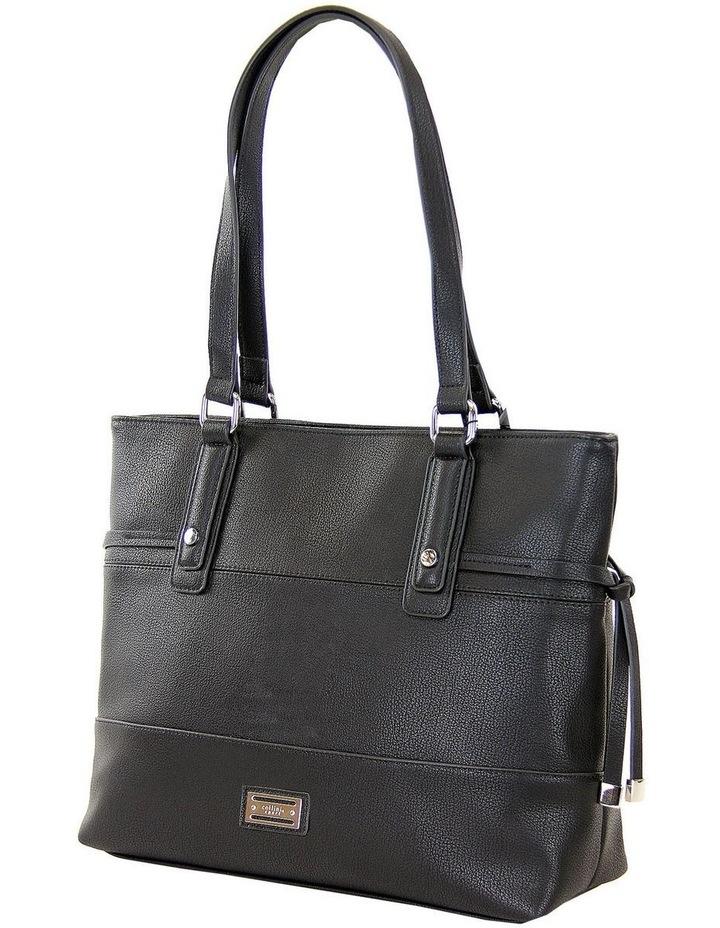 CSZ027 KEY ITEM Zip Top Tote Bag image 2