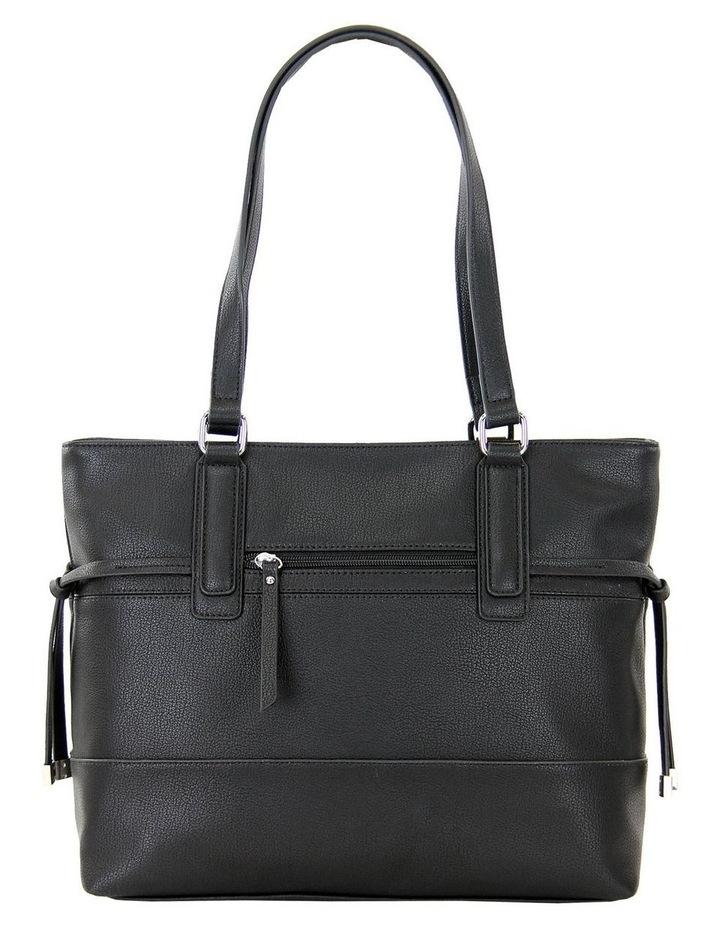 CSZ027 KEY ITEM Zip Top Tote Bag image 3