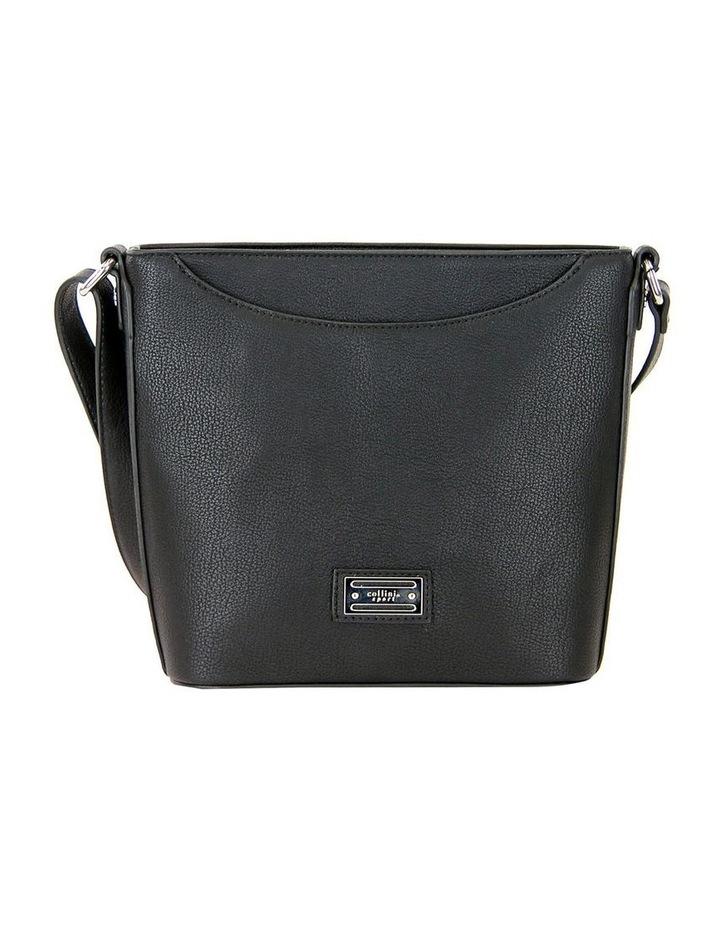 CSZ028 Key Item Zip Top Crossbody Bag image 1