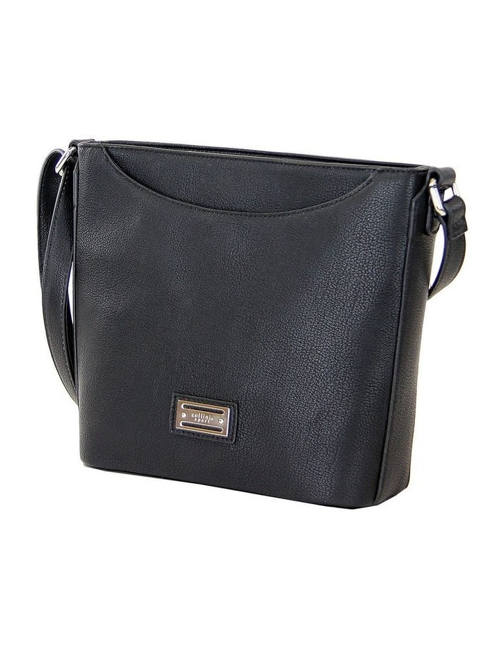 CSZ028 Key Item Zip Top Crossbody Bag image 2