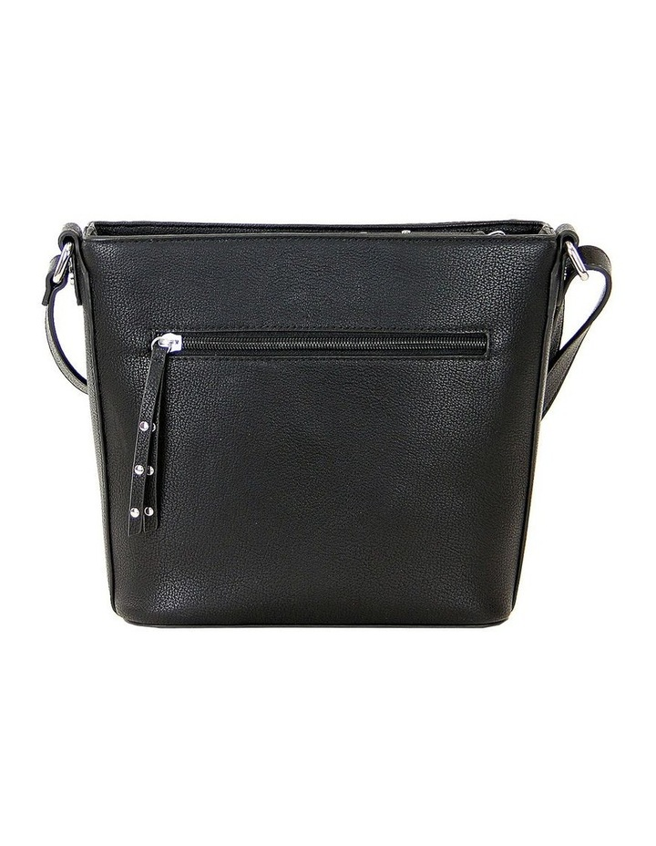 CSZ028 Key Item Zip Top Crossbody Bag image 3