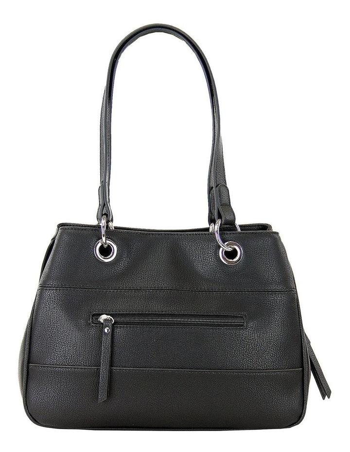 CSZ029 KEY ITEM  Zip Top Tote Bag image 3