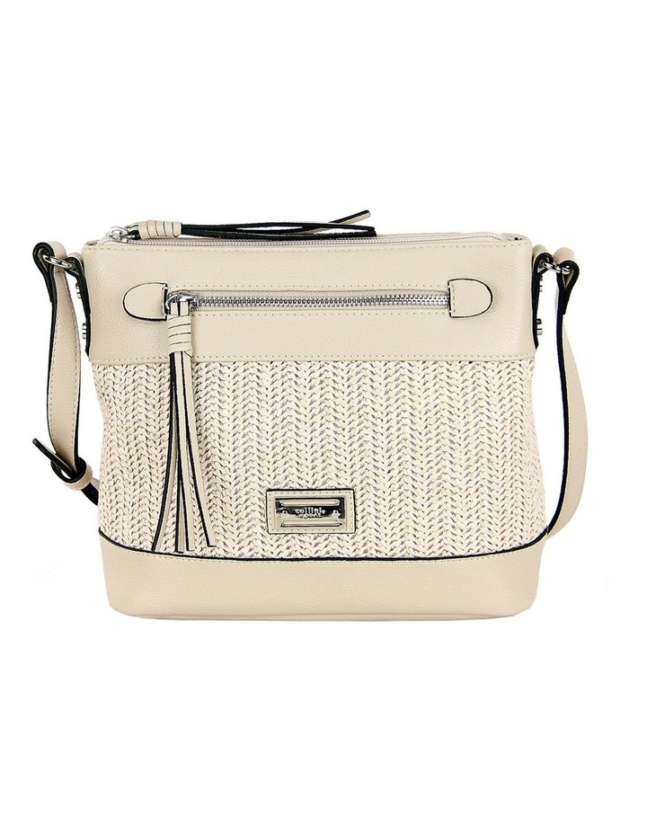 CSP156 Lori Zip Top Crossbody Bag image 1