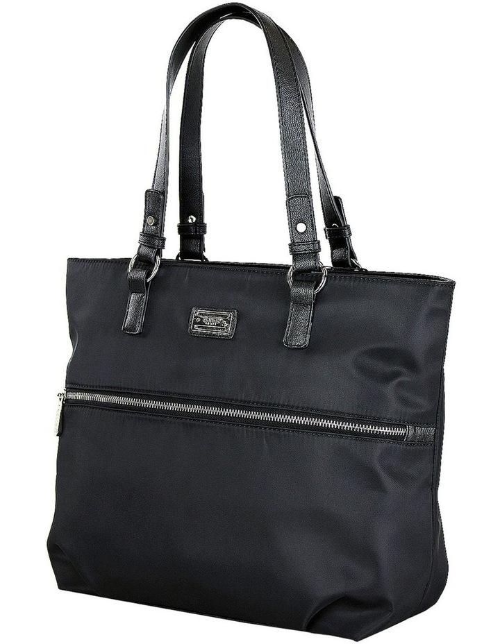 Mia Zip Top Tote Bag Csp160 image 2