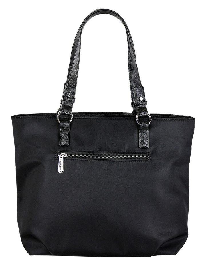 Mia Zip Top Tote Bag Csp160 image 3