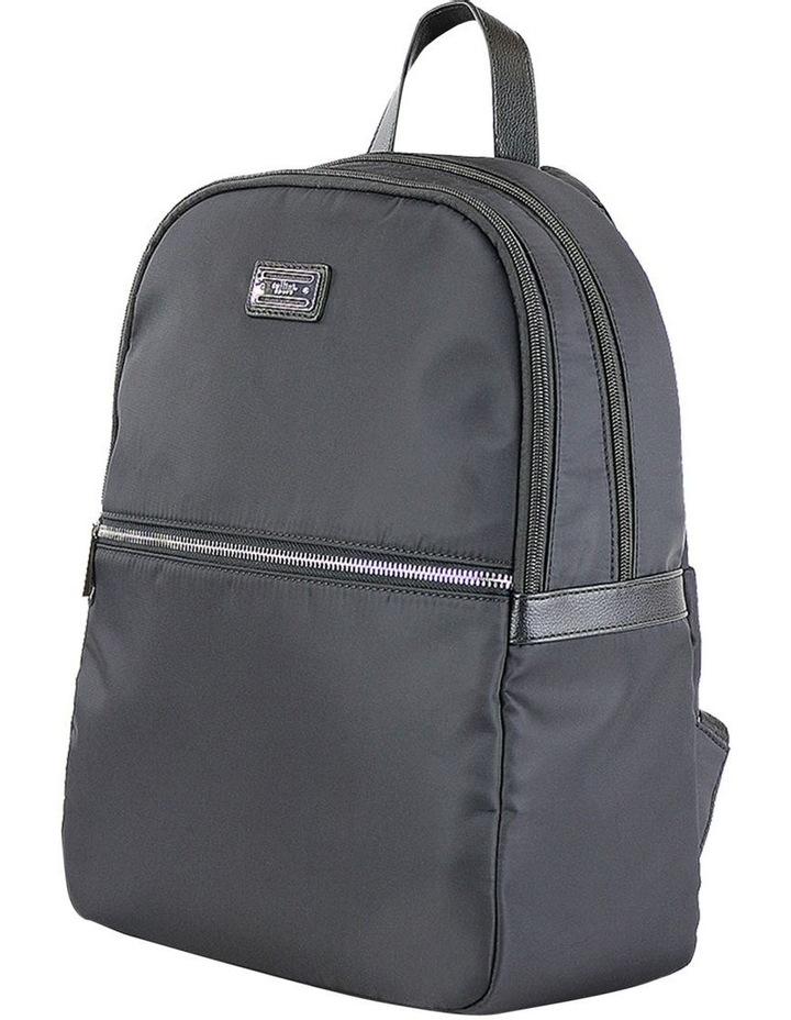 Mia Zip Top Back Pack Csp161 image 2