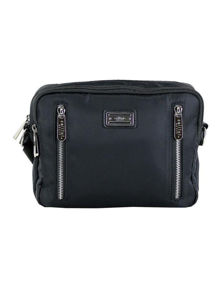 CSP162 Mia Zip Top Crossbody Bag image 1