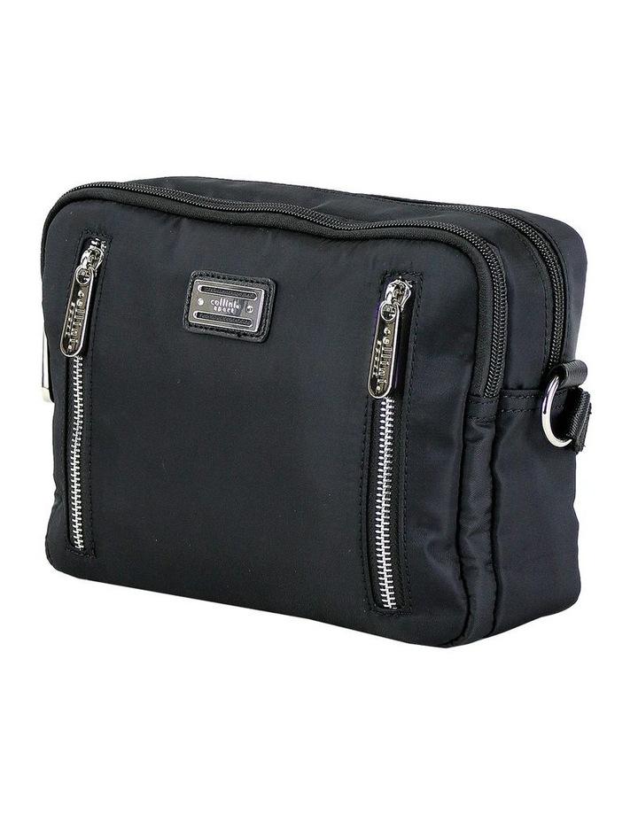 CSP162 Mia Zip Top Crossbody Bag image 2