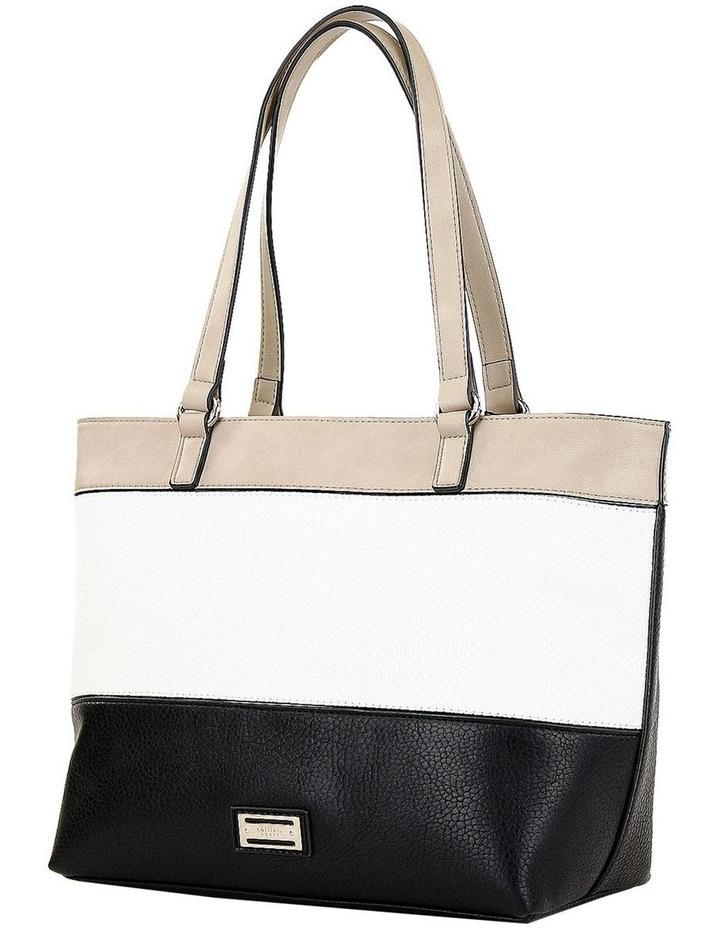 CSP190 Toni Zip Top Tote Bag image 2