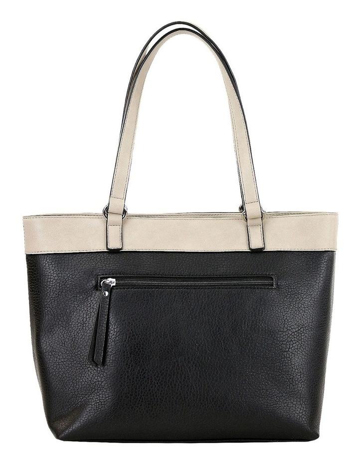 CSP190 Toni Zip Top Tote Bag image 3