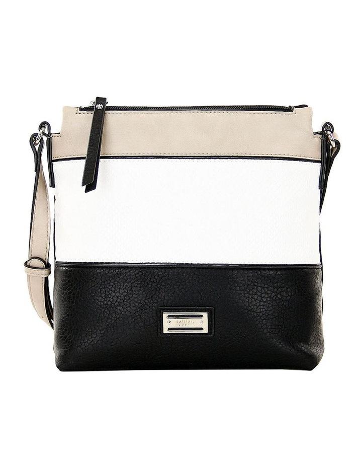 CSP191 Toni Zip Top Crossbody Bag image 1