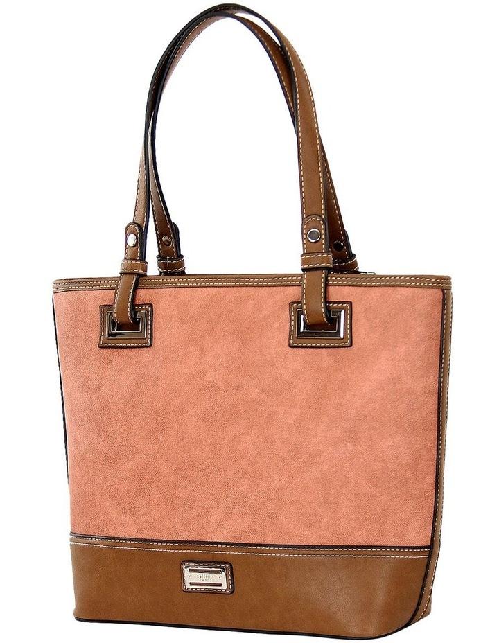 CSP185 Stella Zip Top Tote Bag image 2