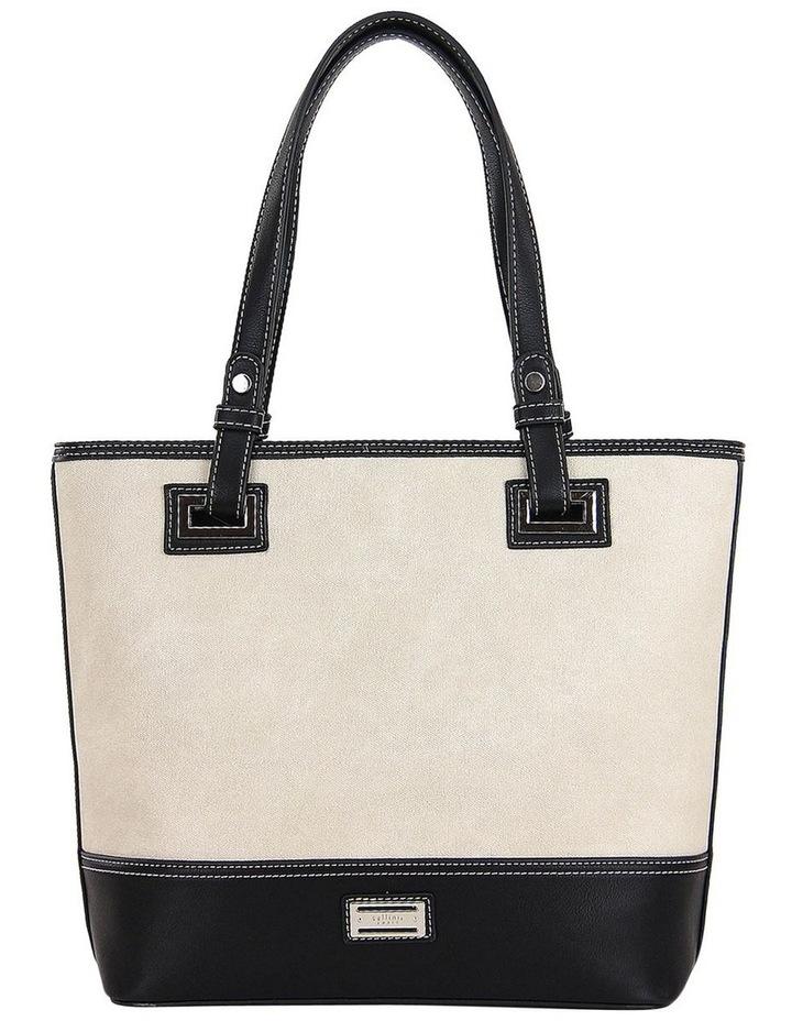 CSP185 Stella Zip Top Tote Bag image 1