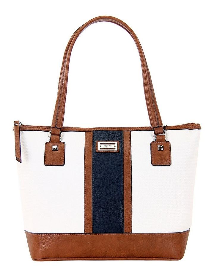 CSP120 Gloria Zip Top Tote Bag image 1