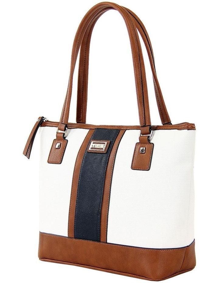 CSP120 Gloria Zip Top Tote Bag image 2