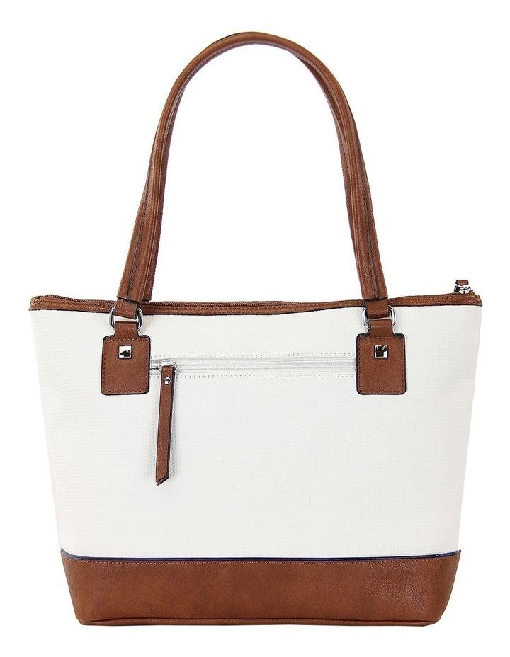 CSP120 Gloria Zip Top Tote Bag image 3