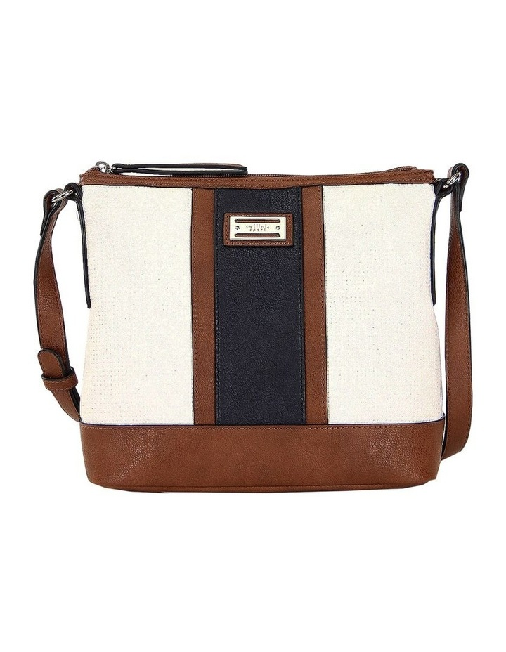 CSP121 Gloria Zip Top Crossbody Bag image 1