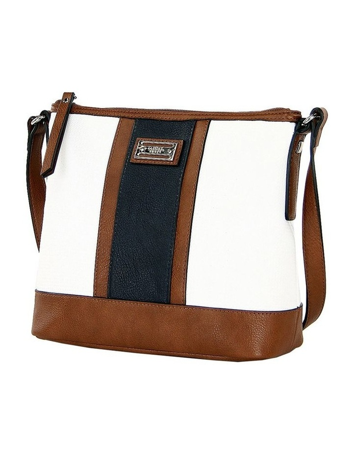 CSP121 Gloria Zip Top Crossbody Bag image 2