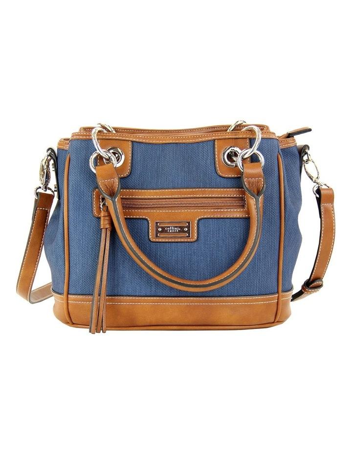 CSP167 Nikki Top Handle Crossbody Bag image 1