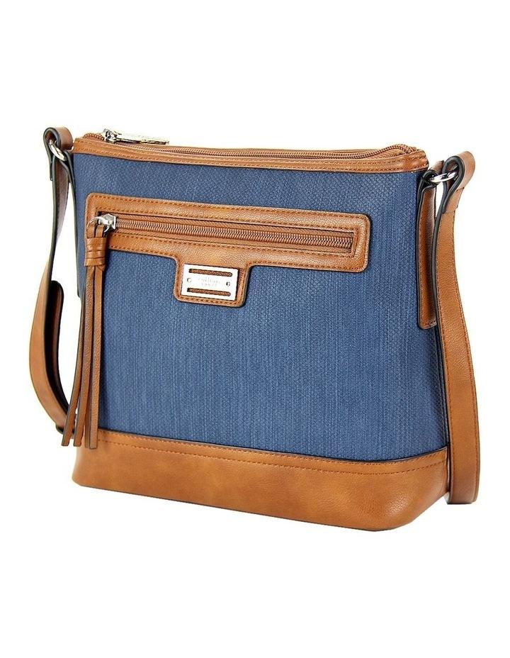 CSP166 Nikki Zip Top Crossbody Bag image 2