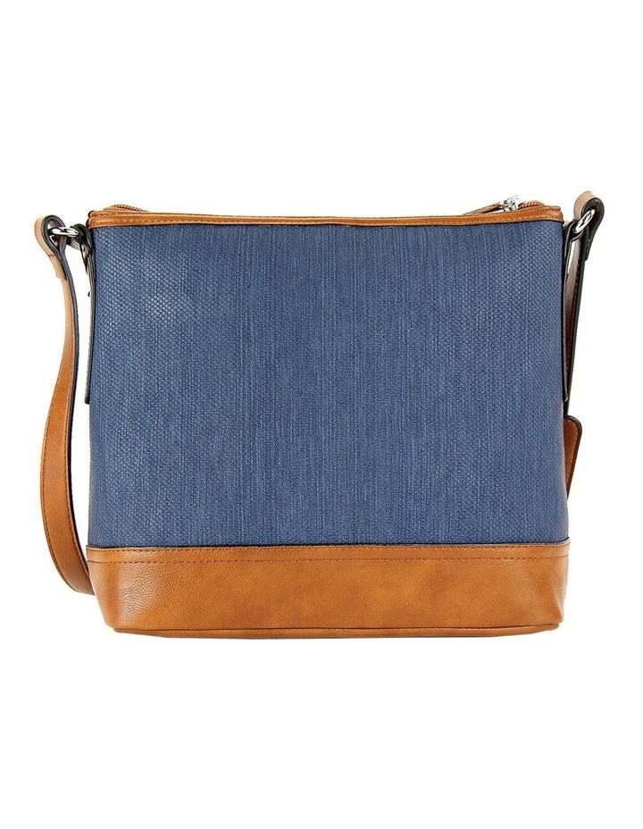 CSP166 Nikki Zip Top Crossbody Bag image 3