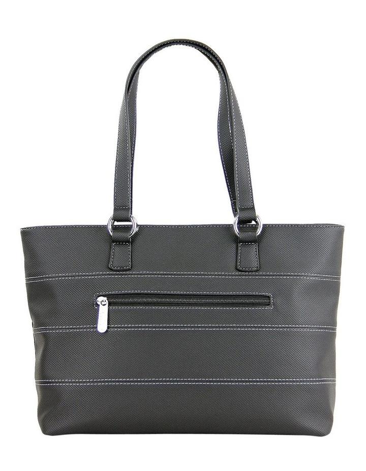 CSP400 Veronica Zip Top Tote Bag image 3
