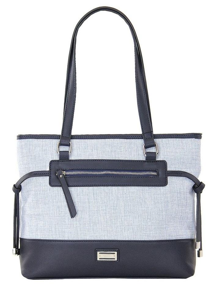 CSP215 Zoe Zip Top Tote Bag image 1