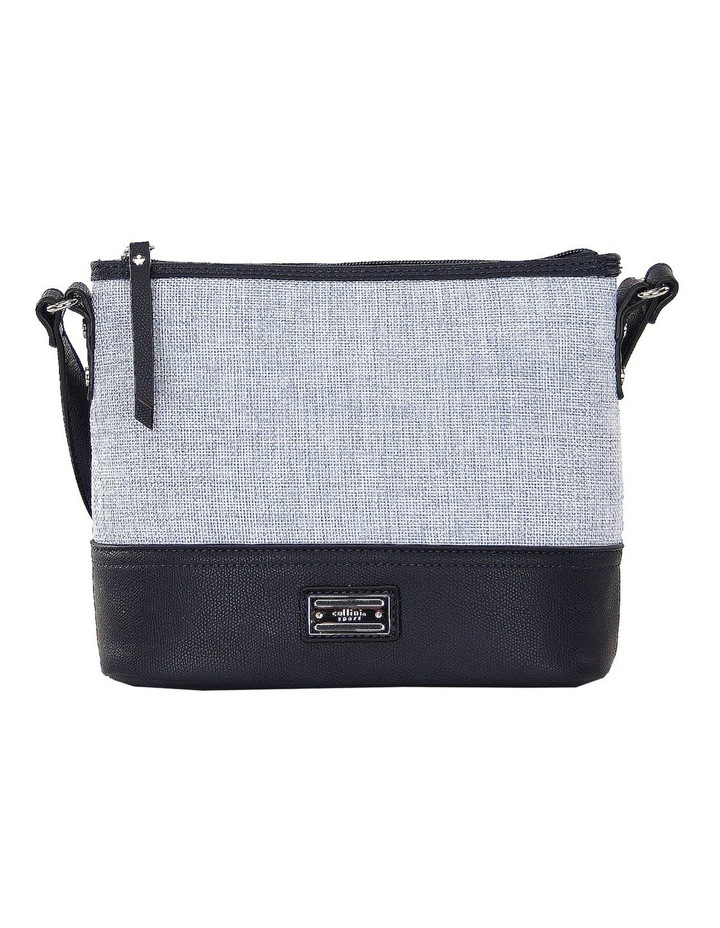 CSP216 Zoe Zip Top Crossbody Bag image 1