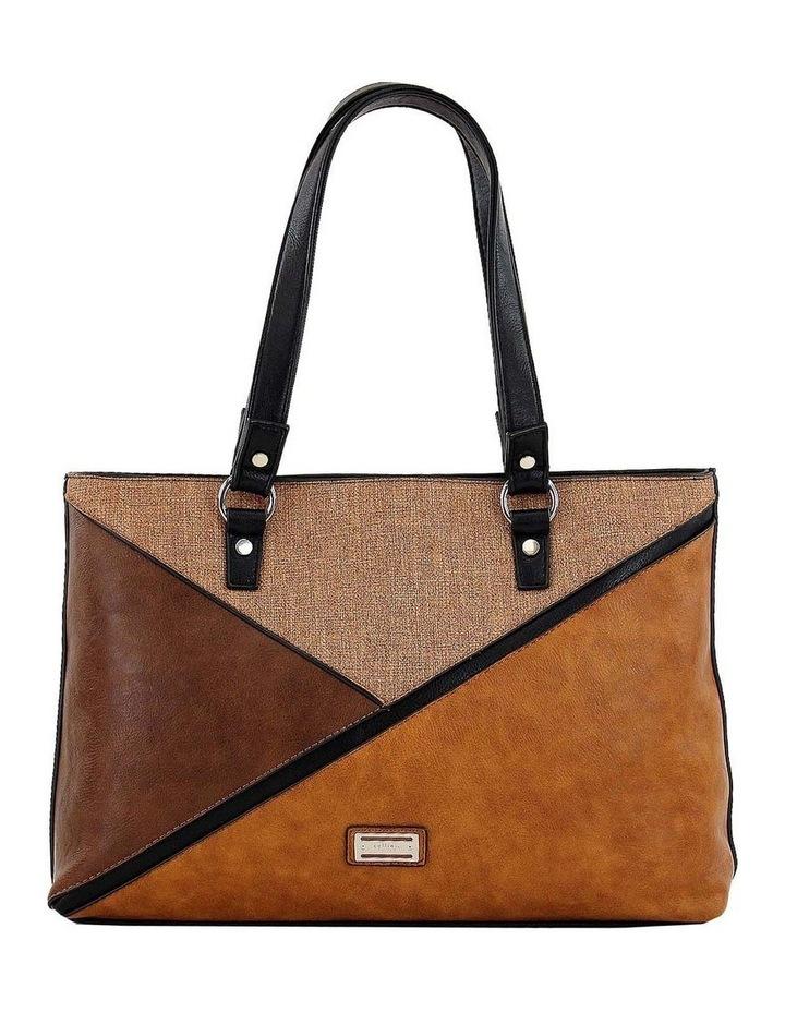 CSQ243 Jean Double Handle Tote Bag image 1