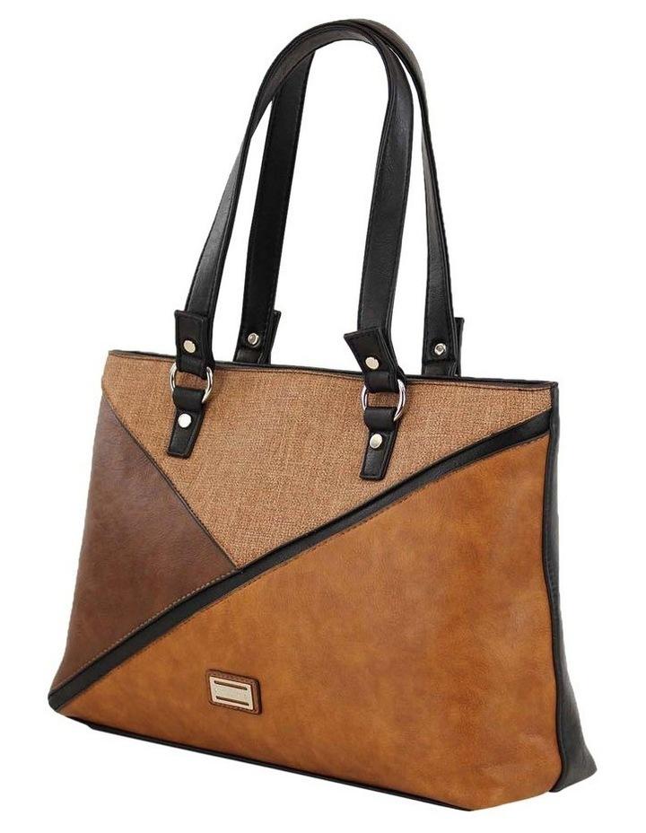 CSQ243 Jean Double Handle Tote Bag image 2